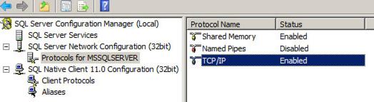 SQL Config Manager