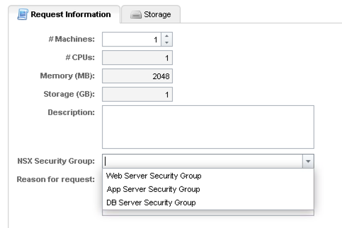 Practitioners guide to vrealize automation blueprint request malvernweather Images
