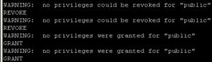 Ignore Errors